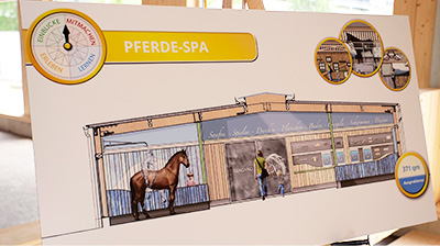Pferde Spa EQUILALAND